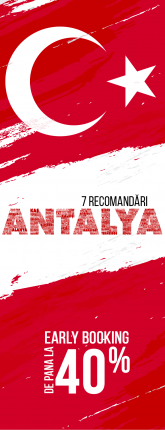 Oferte Antalya 2021