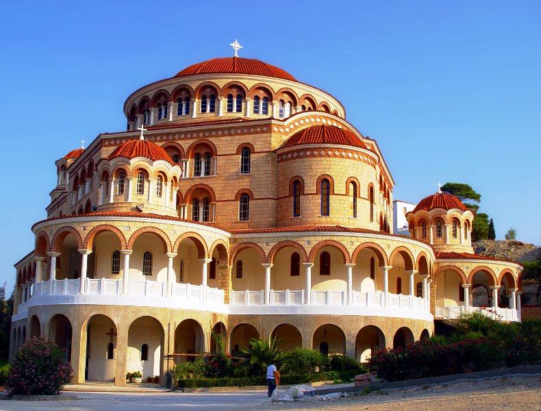 Manastirea Sfantul Nectarie