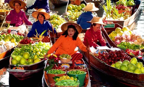Bangkok Flight Reservations