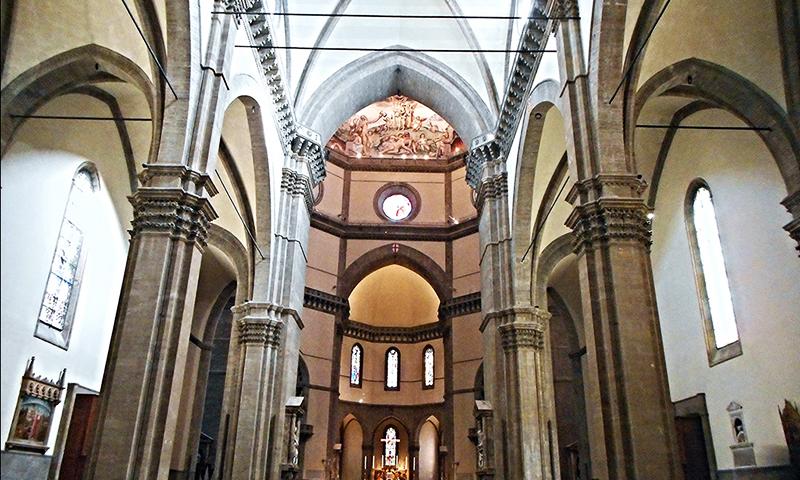 Santa Maria del Fiore - interior