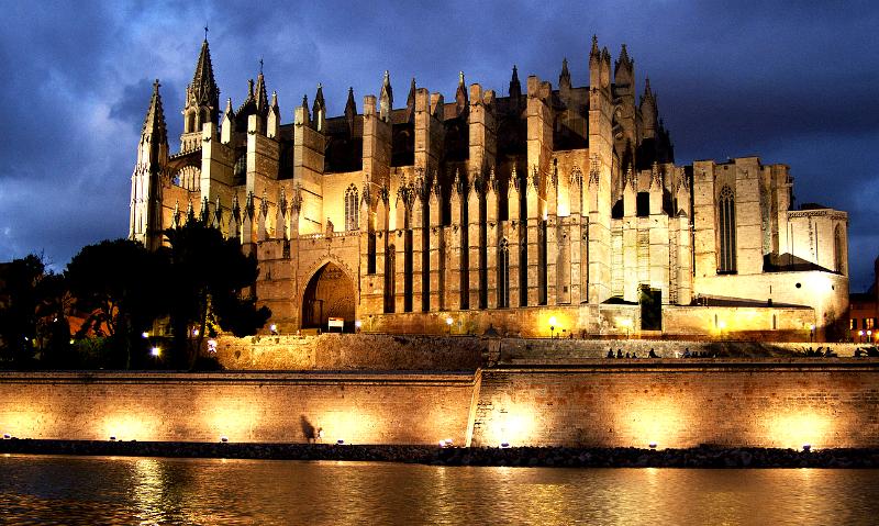 mallorca catedrala