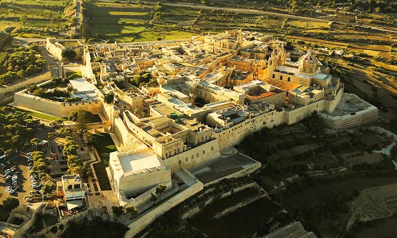 Cetatea Mdina