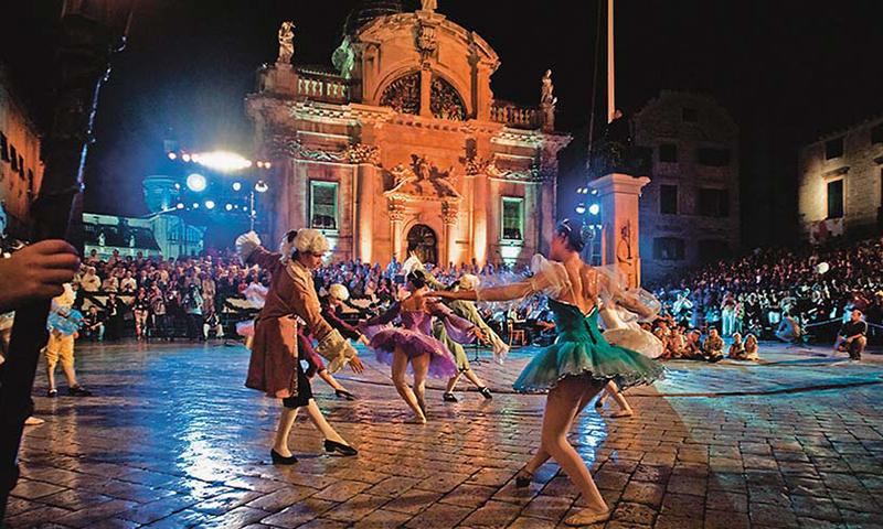 Festivalul de Vara din Dubrovnik