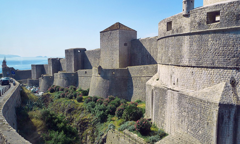 Zidurile din Dubrovnik