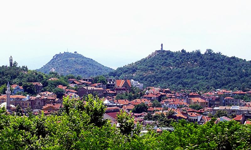 Dealurile din Plovdiv