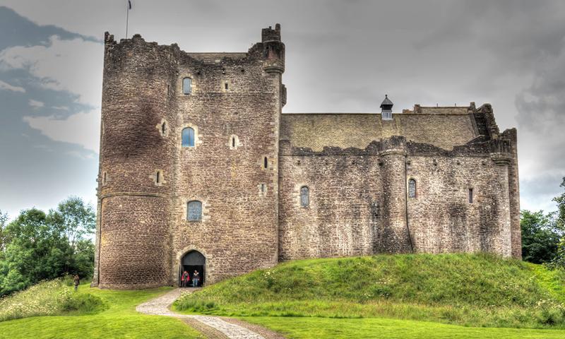 Castelul Doune