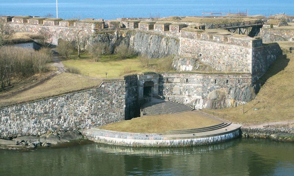 Fortareata Suomenlinna