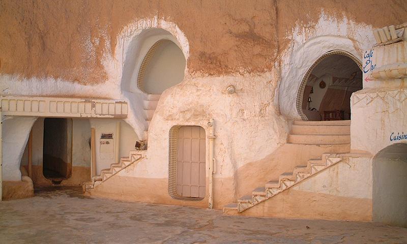 Hotelul Sidi Driss