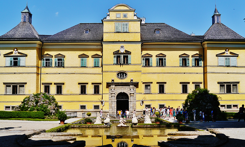 Palatul Hellbrunn