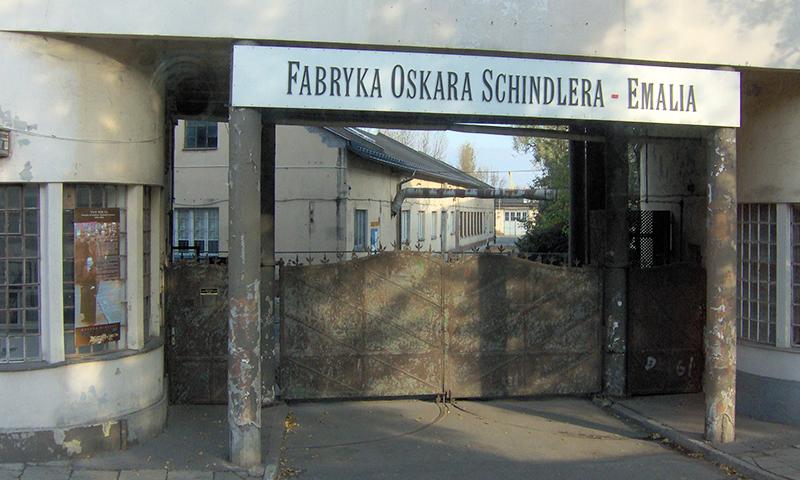 Fabrica lui Oskar Schindler