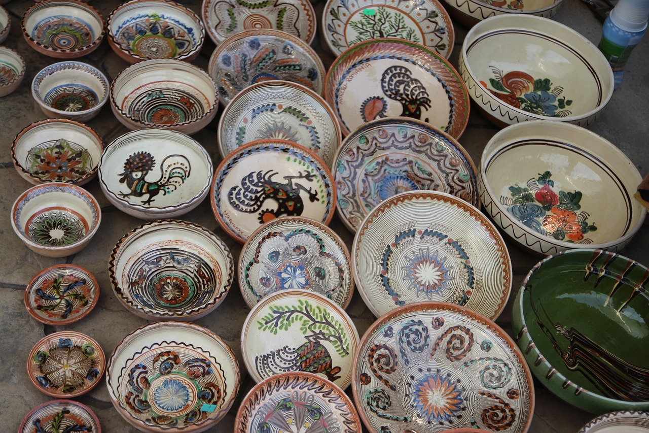 Ceramica traditionala Romania