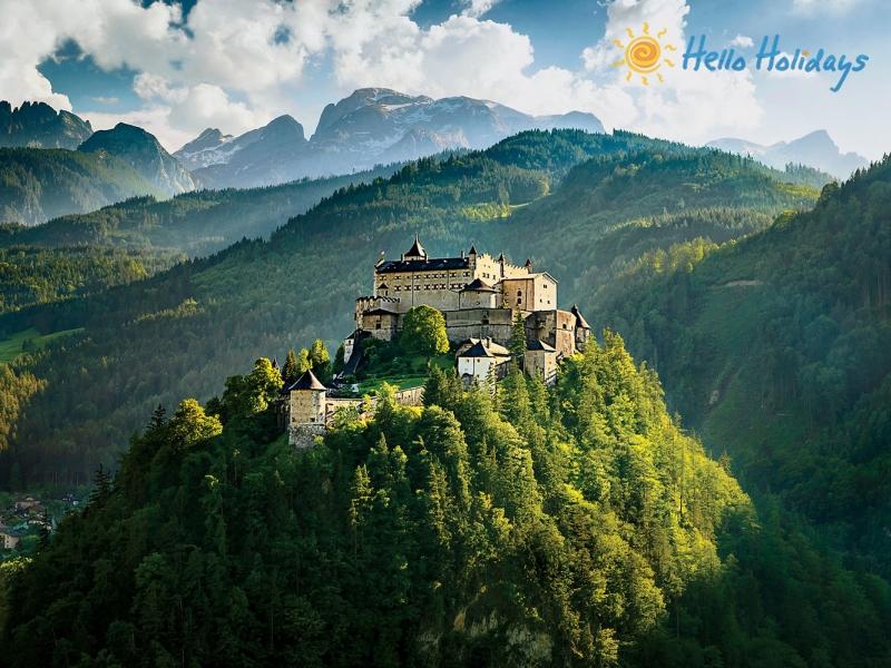 Circuit Austria Castelele Bavariei