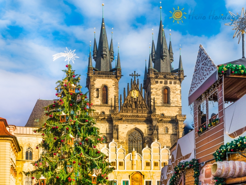 Targul de Craciun Praga Dresda 7 zile Autocar