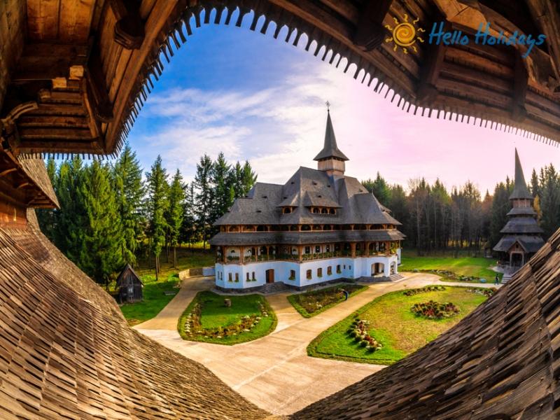 Circuit Maramures Bucovina | 5 zile | Autocar 2020