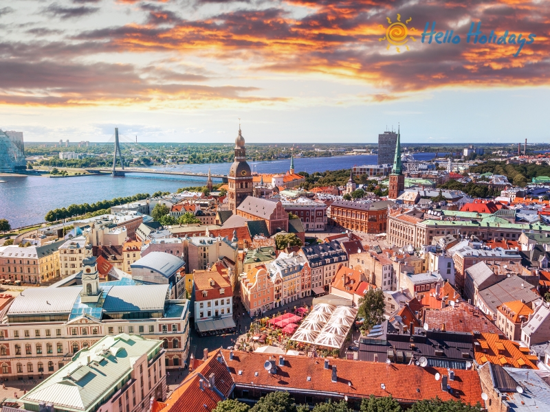 Circuit Polonia - Tarile Baltice   12 zile - Autocar   2020