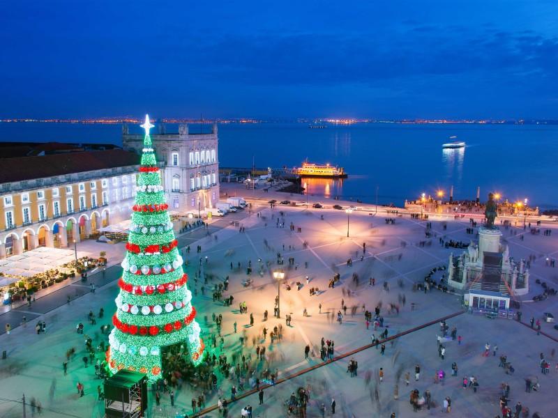 zile craciun 2018 Piață de Crăciun   Lisabona   5 zile avion | 2018 zile craciun 2018