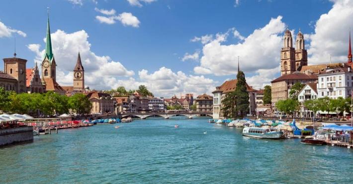 Circuit Elveţia - Coasta de Azur