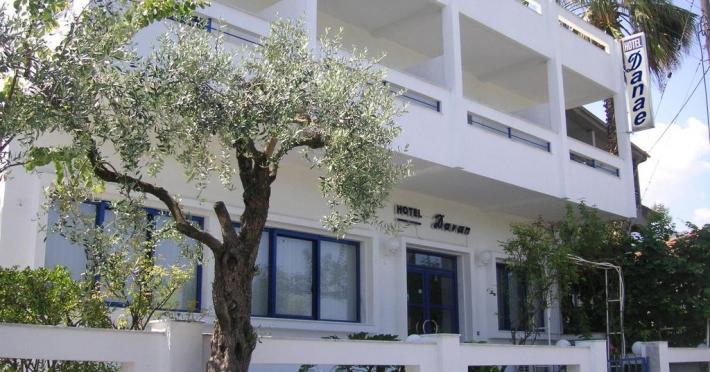 Danae Hotel Limenas Thassos