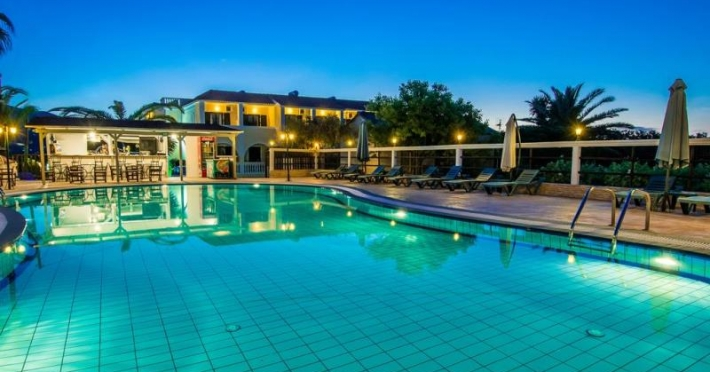 HOTEL BOZIKIS PALACE