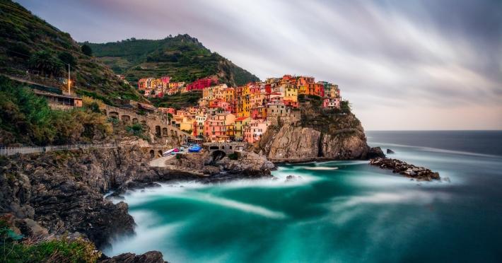 Hotel Italia - Cinque Terre + Insulele Elba și Capri - 10 zile avion | 2018