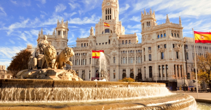 Circuit Spania
