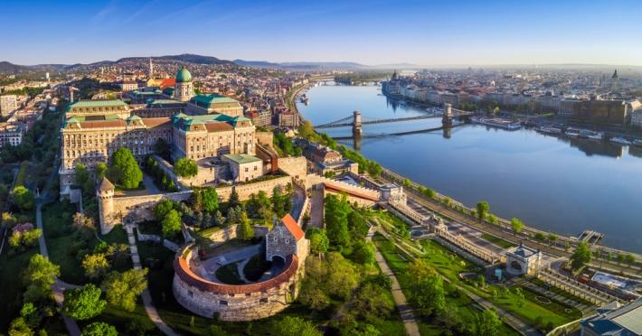 Circuit Budapesta Viena
