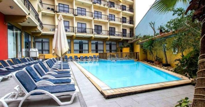 Malta 2018 - Hotel Bella Vista 4*