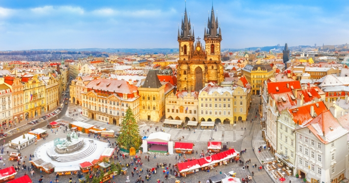 Targul de Craciun de la Praga si Dresda 7 zile Autocar 2019