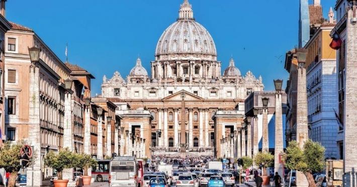 Vacanta Roma