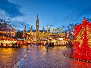 Crăciun 2018 - Viena (Hotel 3*)  |  Avion - 5 zile
