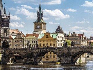 Praga - Comorile Moraviei (Hotel 4*) | 6 zile - Autocar | 2019