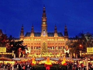 Crăciun 2018 - Viena (Hotel 4*)  |  Avion - 5 zile