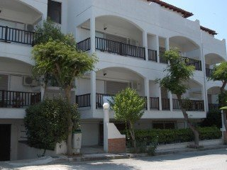 Hotel Across Potidea Golden Beach