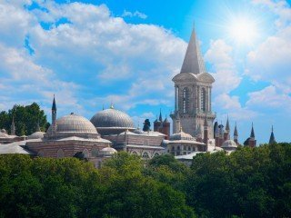 Topkapi Turcia