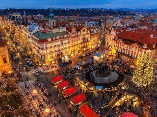 Hotel Piață de Crăciun | Praga - Viena | 6 zile Autocar - 2018