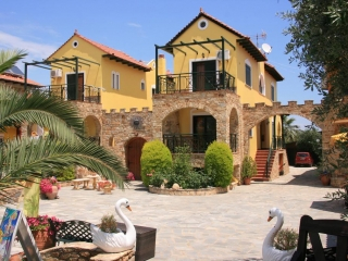 Hotel  Sejur Grecia - Skala Potamia | Kastro Apartments - 7 nopti autocar