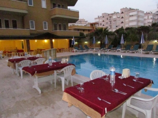 Sejur Turcia - Alanya | GOLD TWINS SUITE HOTEL - 7 nopti avion