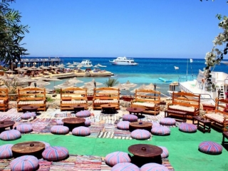 Sejur Egipt - Hurghada | KING TUT AQUA PARK BEACH RESORT - 7 nopti
