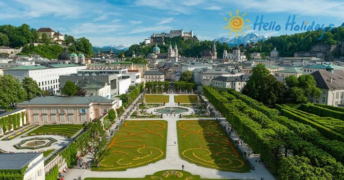 Circuit Austria Castelele Bavariei | 7 zile - Autocar | 2019