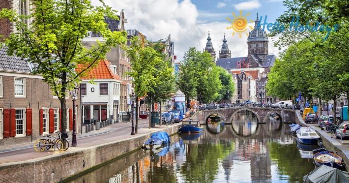 Circuit Benelux | 6 zile - Avion | 2020