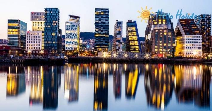 Circuit Scandinavia - Ţările Baltice - Germania