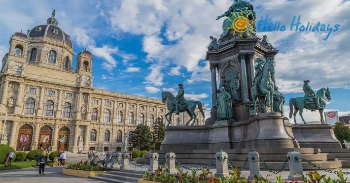 Tur Viena - Vizita Muzeul de istorie a artei