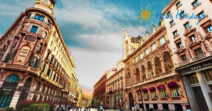 Tur Spania