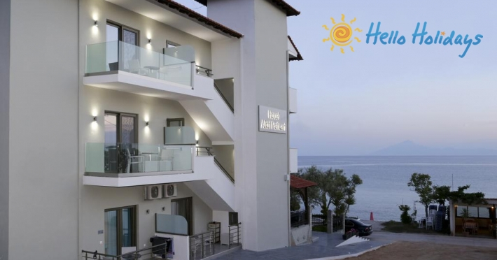 Hotel  Sejur Grecia - Pefkari | Akti - Thassos - 7 nopti autocar