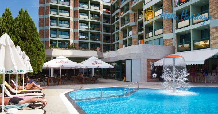 Hotel  Sejur Bulgaria - Sunny Beach | AKTINIA - 7 nopti autocar
