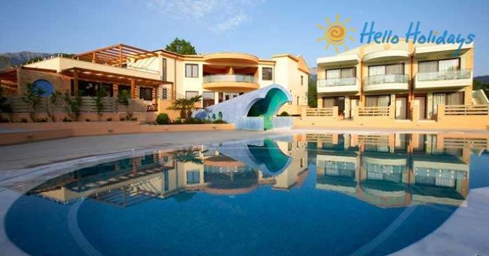 Sejur Grecia - Golden Beach | Alexandra Golden Boutique  Hotel - 7 nopti autocar