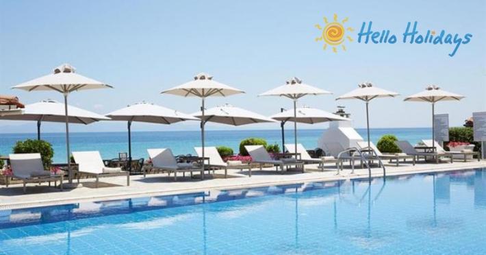 Sejur Grecia - Kalithea | Ammon Zeus Hotel - 7 nopti autocar