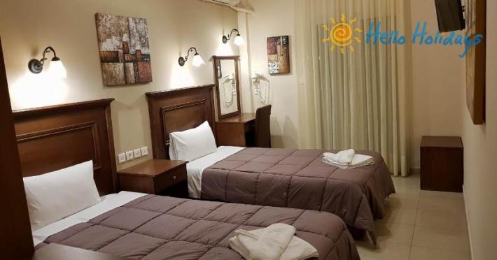 Sejur Grecia - Loutra Edipsos   Artemision Hotel - 7 nopti individual