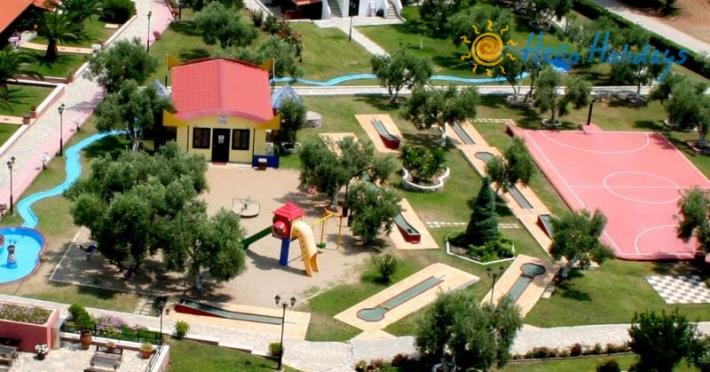 Sejur Grecia - Metamorphosi | Blue Dolphin Hotel - 7 nopti autocar