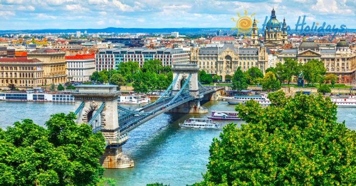 Circuit Budapesta - Viena | 4 zile - Autocar | 2020